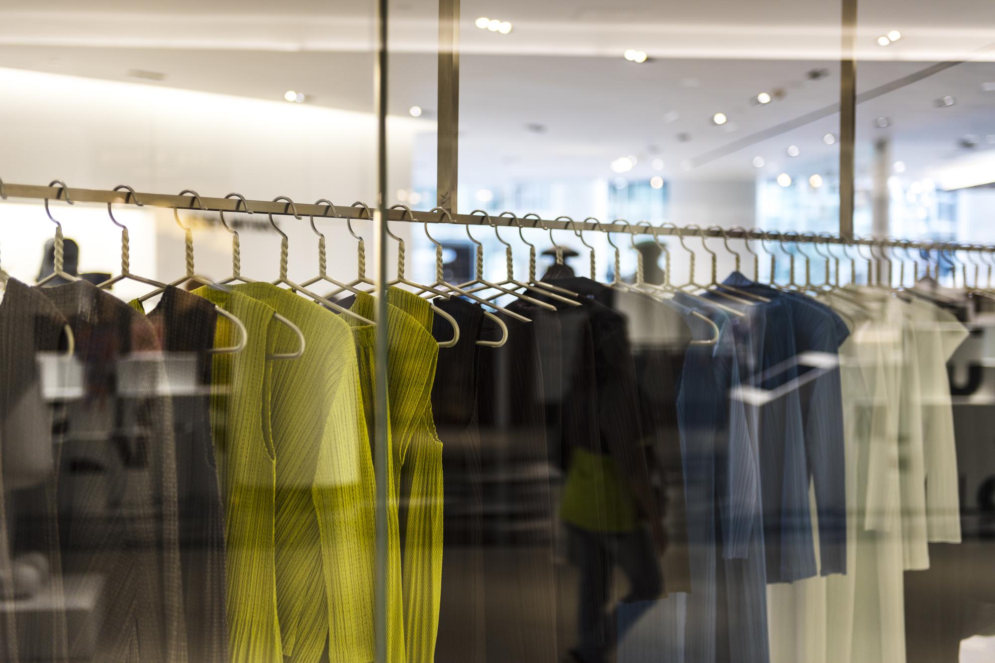 服のサイズ表記の仕方
