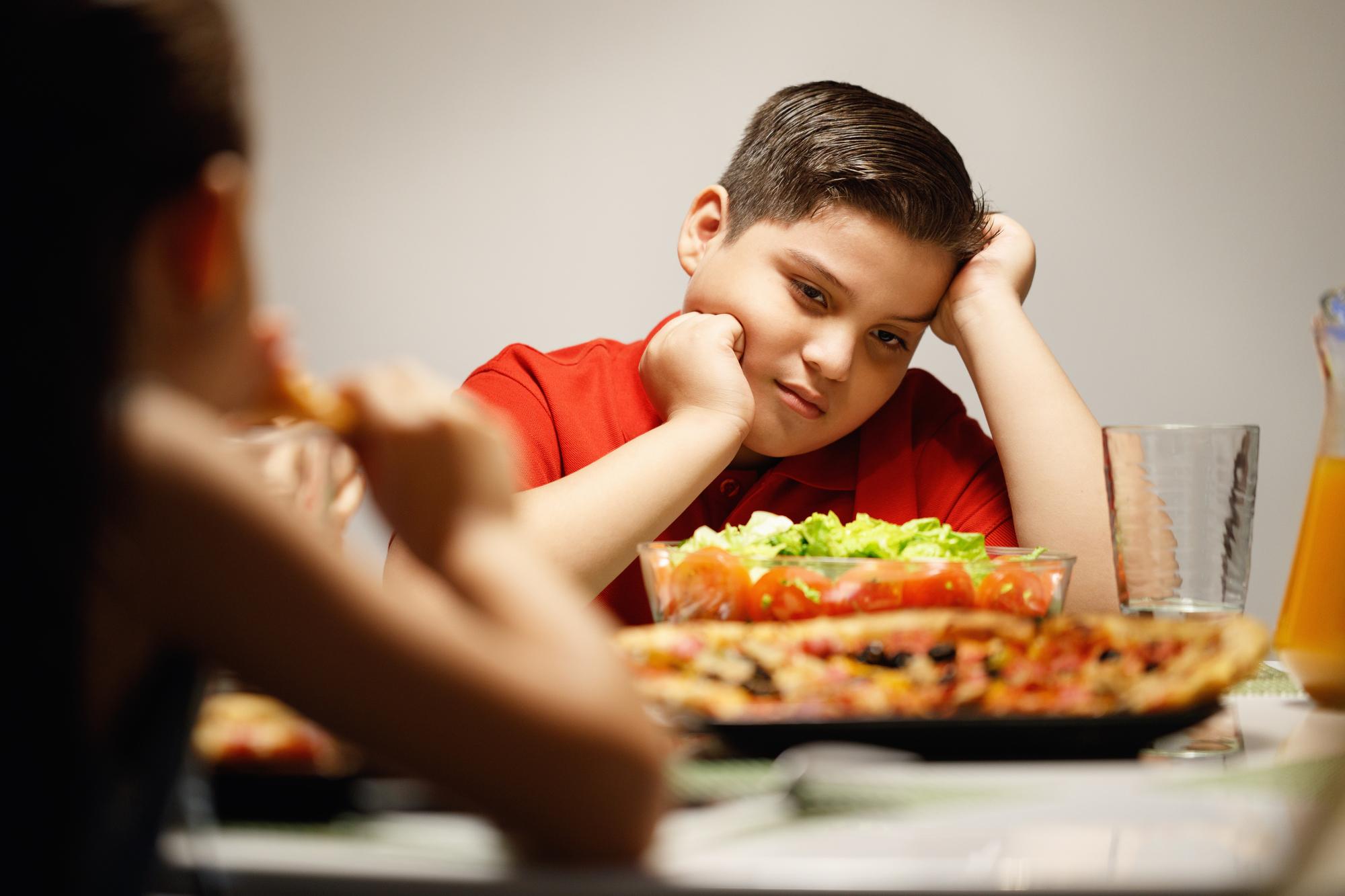家族で健康的な食生活を心がける