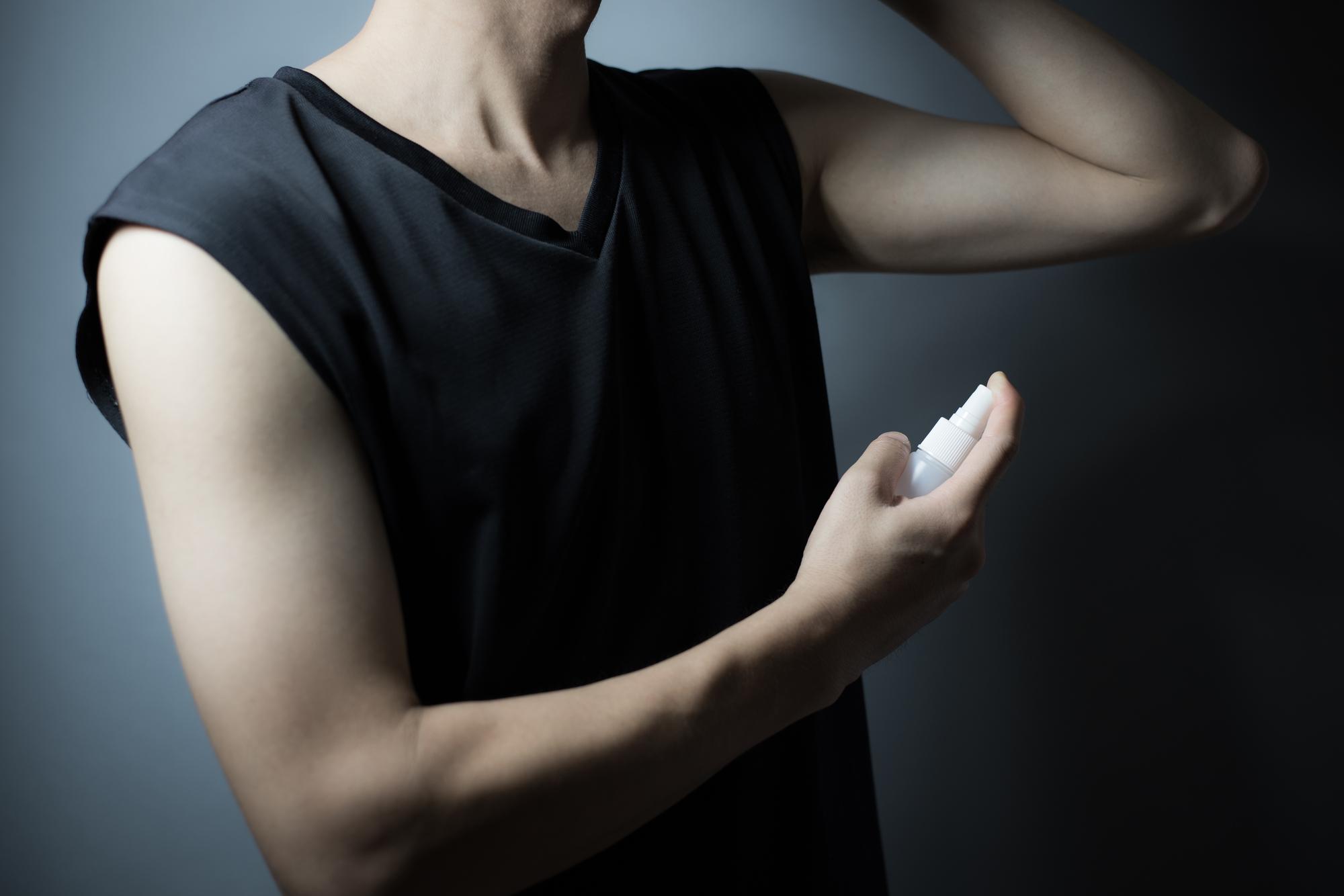 制汗剤はどのようなものを選ぶと良いか