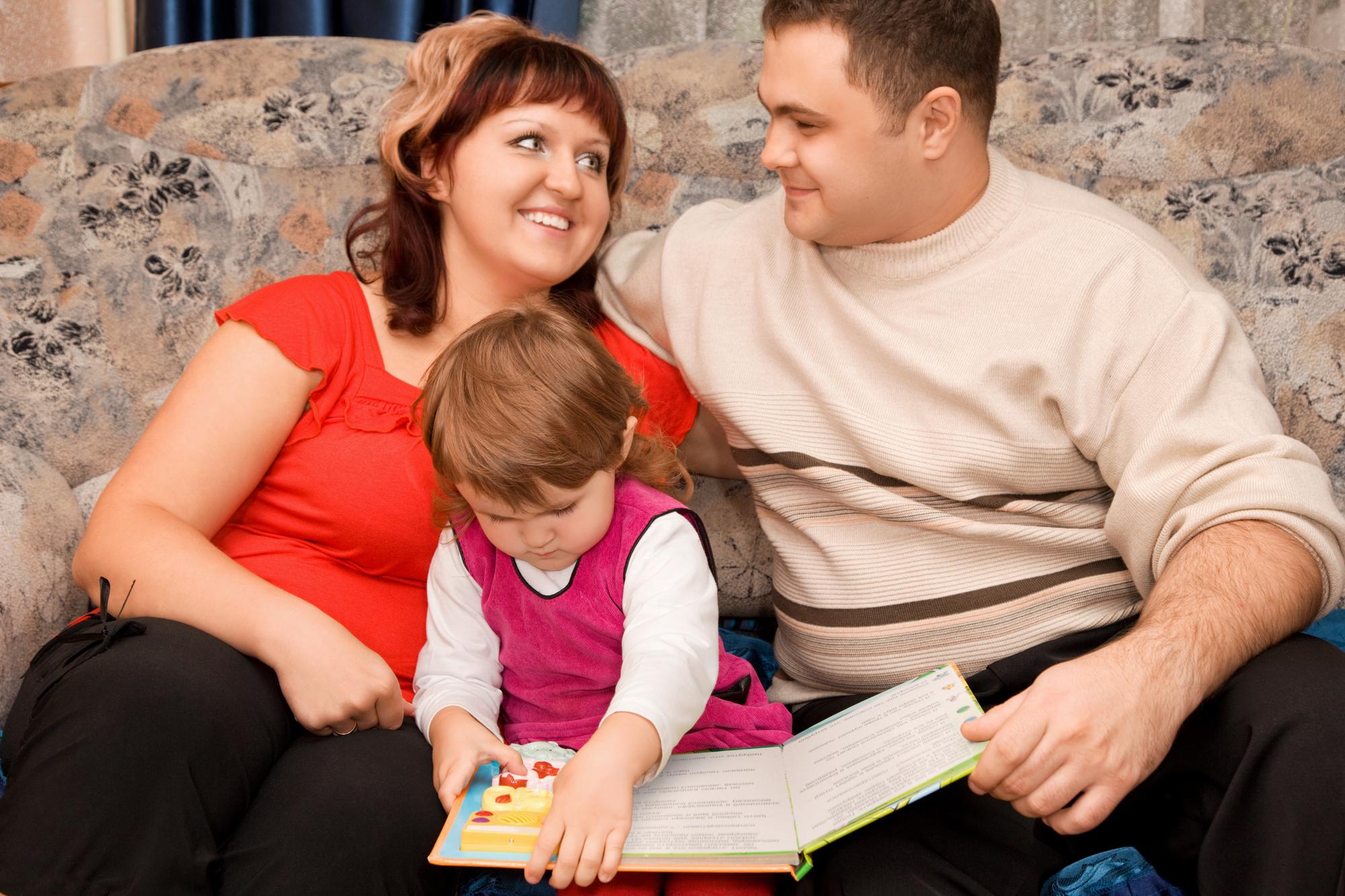 太った女性は母親みたいで安心する